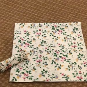 "Longaberger 36"" x36""TableCloth&  Handle Cover!"